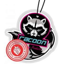 Racoon Strawberry