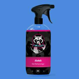 Racoon Alcoholic surface cleaner 500ml
