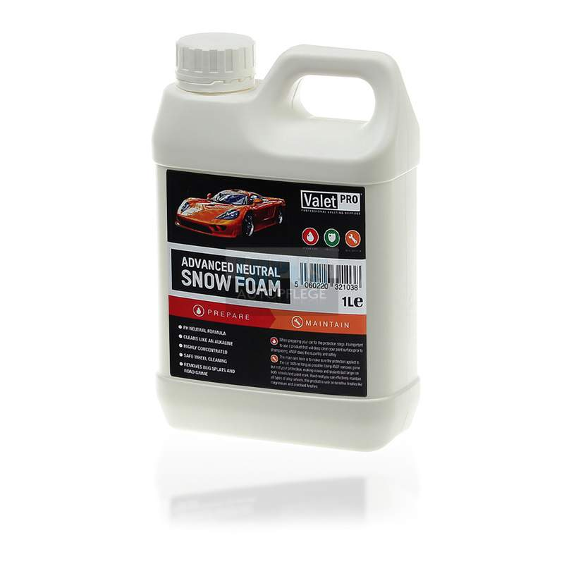 ValetPRO Advanced Snow Foam 1L