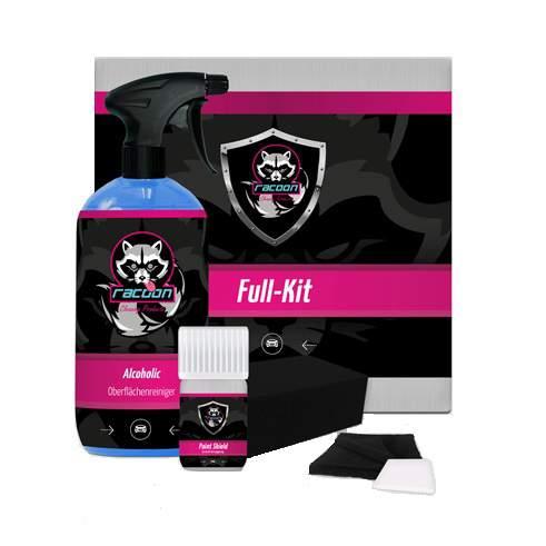 Matt Shield / Kerámia bevonat Matt Fényezésre Full kit