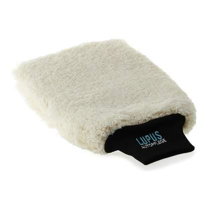 Lupus Premium Wash Mitt Mosókesztyű