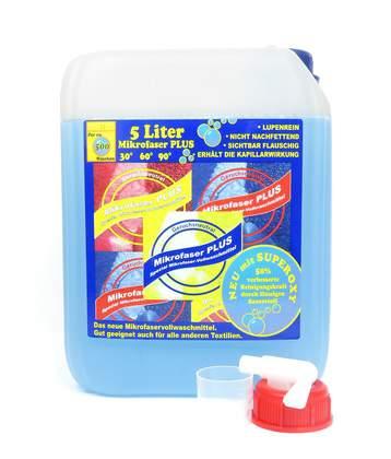 Nölle Mikroszálas kendő tisztító folyadék 5L