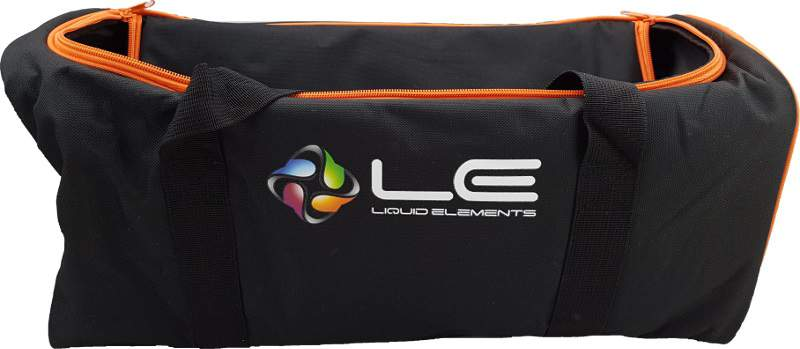 Liquid Elements detailing bag