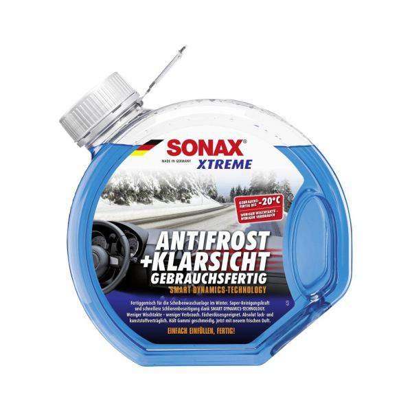 Sonax Ablakmosó használatra kész 3000ml