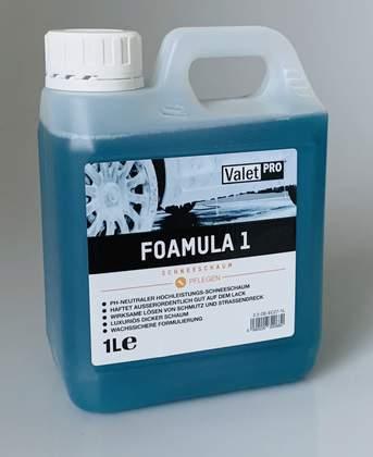 ValetPRO Foamula1 Snow Foam 1L (új)