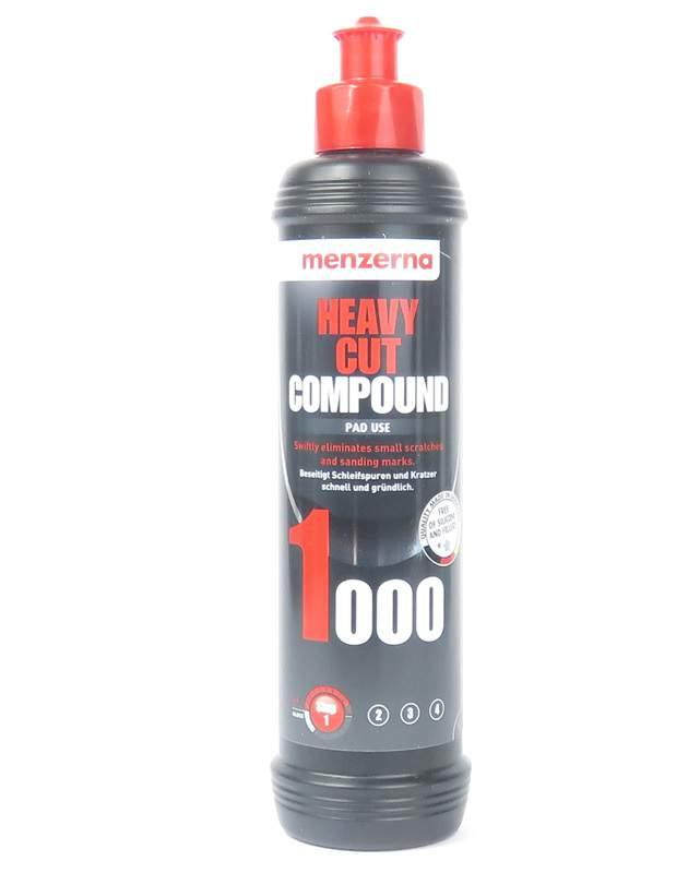 Menzerna Heavy Cut Compound 1000 250ml (új)