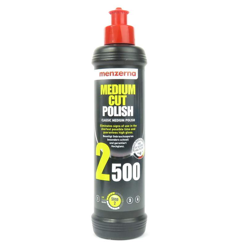 Menzerna Medium Cut Polish 2500 250ml (új)