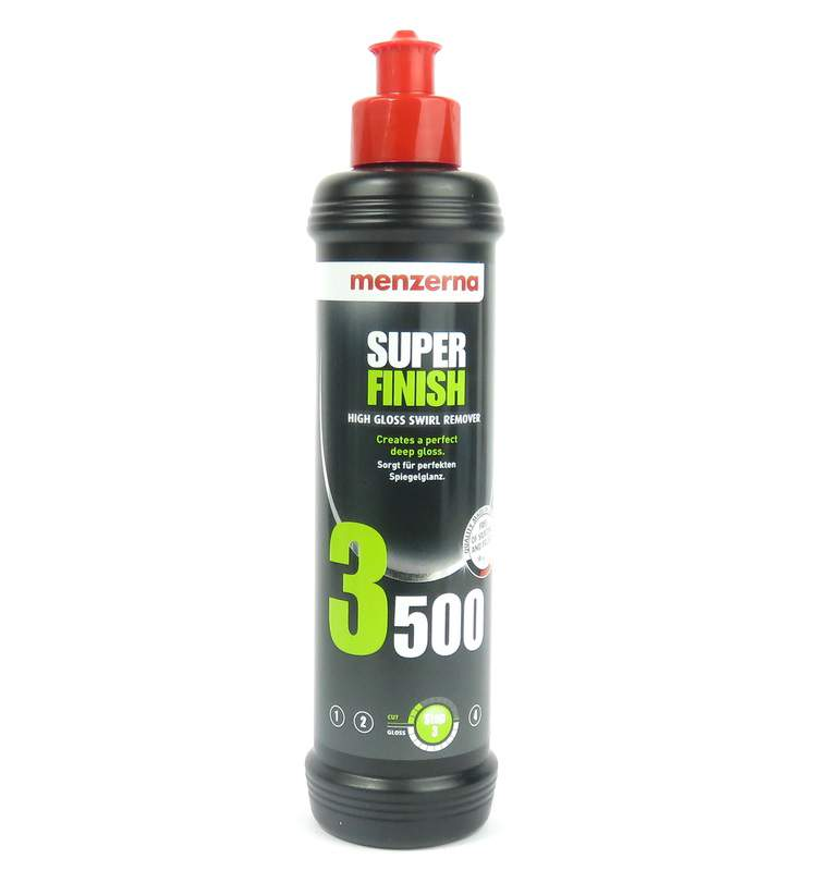 Menzerna Super Finish 3500 250ml (új)
