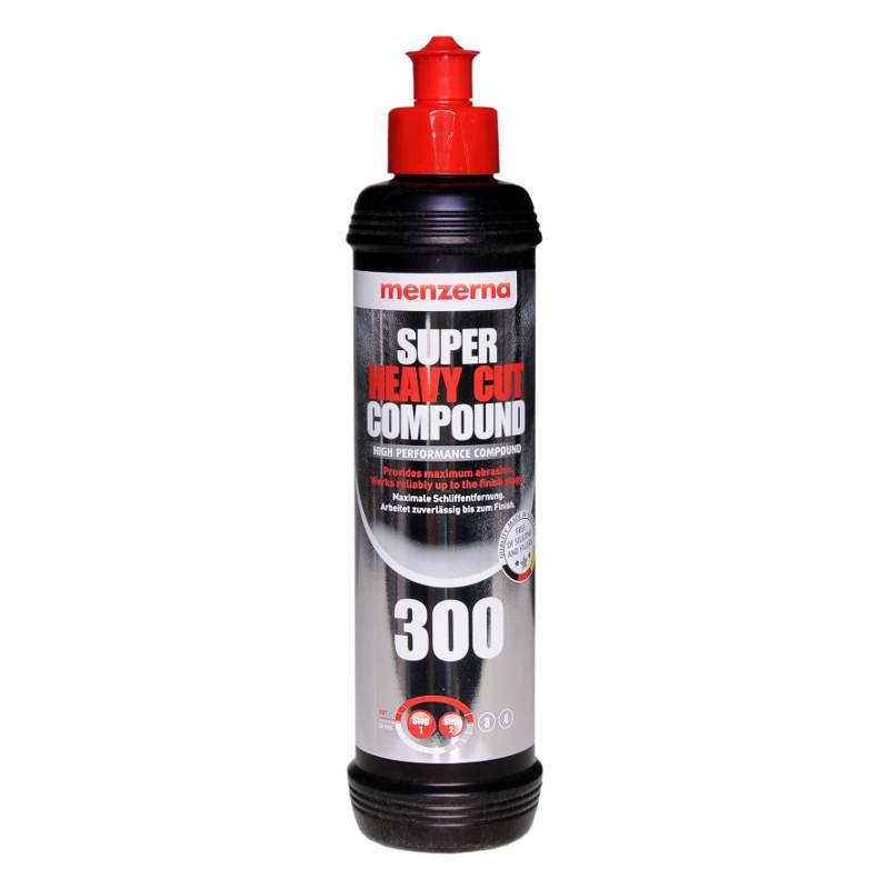 Menzerna Super Heavy Cut Compound 300 250ml vagy 1000ml