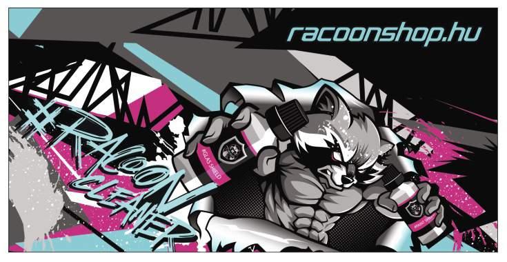 Racoonshop Gym Molino (új)