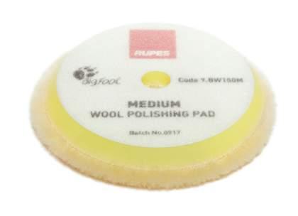 Rupes BigFoot Wool Medium korong 125mm (új)