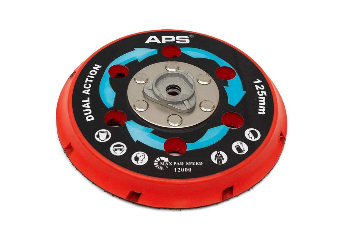 APS 125mm es korong polírozógéphez  (új)